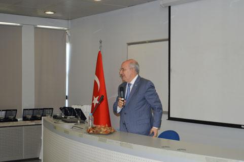 2019 - EEF Ödül Töreni - Prof. Dr. Mehmet Karaca