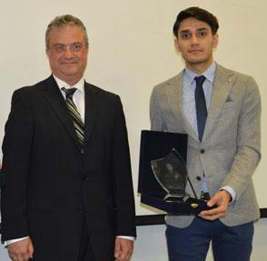 2019 - EEF Ord. Prof. Bedri KARAFAKIOĞLU Ödülü - Prof. Dr. Serdar Özoğuz